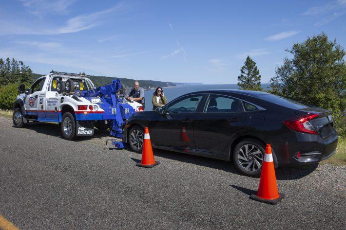 CAA Roadside Safety Tips