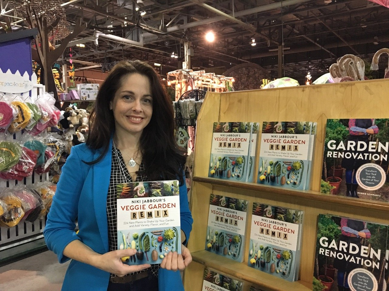 Year-Round Gardening With Niki Jabbour Of Savvy Gardening
