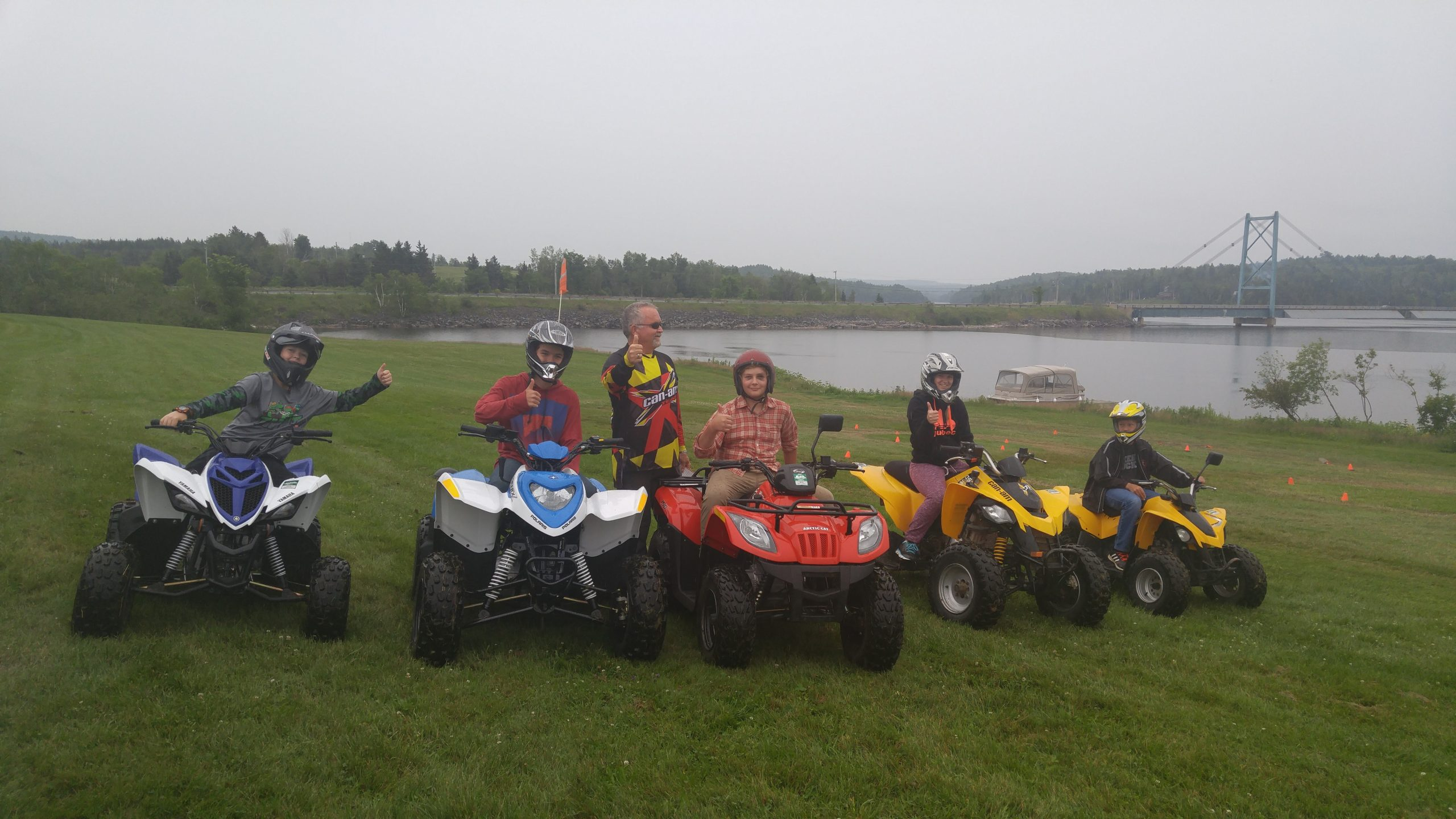 ATV Safety Tips For ATV Riding
