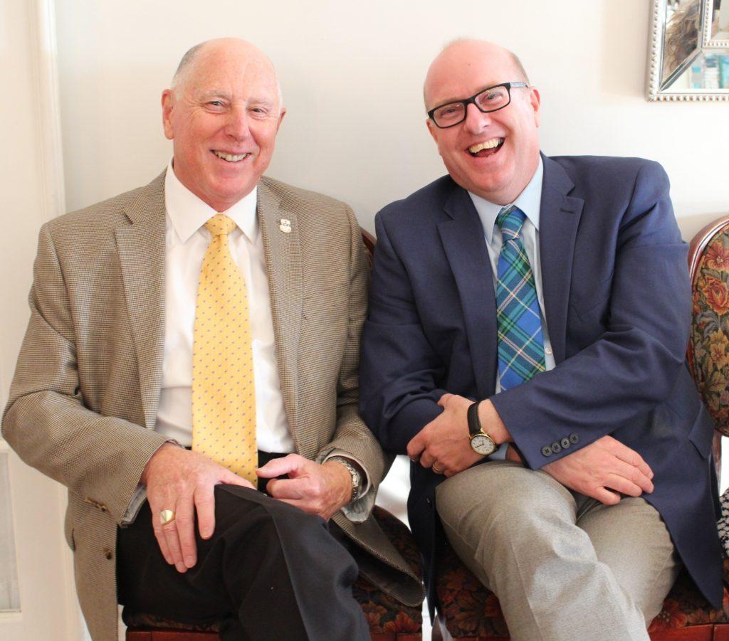 Bob Keays & Kendall Higgins
