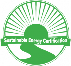 Sustainable Energy Certification